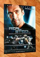 Skylanders Spyro's Adventure / Real Steel Rare Poster 43x32cm PS3 Xbox 360 Wii U