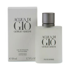 Armani Acqua di Gio Eau de toilette EDT 50 ml spray.