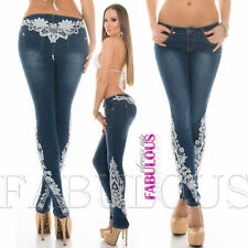Unbranded Low Rise Denim Jeans for Women