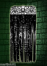 HALLOWEEN GRAVEYARD DOORWAY CURTAIN DOOR COVER DECORATION HAUNTED HOUSE ENTRANCE