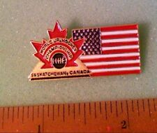 Hockey Pin - 1991 World Junior Hockey Championship Team USA