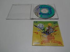 Human Sports Festival No Spine NEC PC Engine CD-Rom Japan