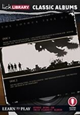 LICK LIBRARY Learn to Play U2 THE JOSHUA TREE CLASSIC ALBUMS GUITAR DVD ROCK HIT