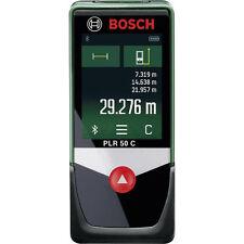 BOSCH PLR 50 C Laser-Entfernungsmesser Distanzmesser Messgerät max 50 m NEU
