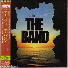 THE BAND Islands 2004 JAPAN Mini LP Sleeve SEALED CD Robbie Robertson Levon Helm