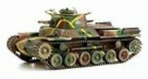 """Dragon 60432 1/72 WWII Japanese Type 97 """"Chi-Ha"""" Early Production Tank"""