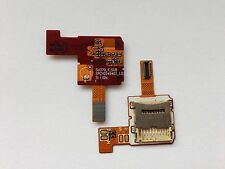 LG Optimus One p500 p503 p509 SD MEMORY CARD LETTORE Holder SLOT FLEX CABLE NUOVO