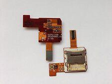 LG Optimus One P500 P503 P509 SD Memory Card Leser Holder Slot Flex Cable NEU