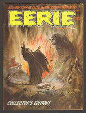 Eerie #2 - Frazetta Cover - Toth Art Interior - 1966 (Grade 7.0) Wh
