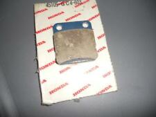 NOS 1988-92 Honda CR80 FRONT BRAKE Pad 45105-GC4-603 OEM
