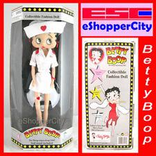 Betty Boop Nurse Dress Doll Barbie Type Figure New