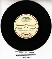 "DAVE DEE, DOZY, BEAKY, MICK AND TICH Legend Of Xanadu 7"" 45 rpm record RARE!"