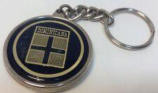 Vintage Keychain REPUBLICA DOMINICANA~DOMINICAN REPUBLIC Porte-Cle DIOS ~ PATRIA