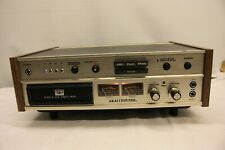 AKAI GXR-82D STEREO 8 TRACK DECK TAPE PLAYER RECORDER VINTAGE