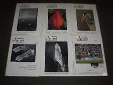 1996 LEICA FOTOGRAFIE INTERNATIONAL MAGAZINE LOT OF 8 - COMPLETE YEAR - R 2I