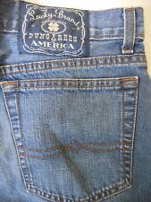 Lucky Brand Men's Classic Fit Blue Jeans 32x31