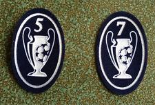 TOPPA UEFA CHAMPIONS LEAGUE PATCH TROPHY 5 7 Blu scuro - Dark blue