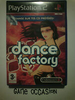 DANCE FACTORY PS2 PLAYSTATION 2 SONY COMPLETE PAL