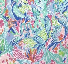 One Yard Lilly Mermaid Fabric