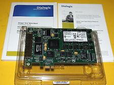 Eicon Dialogic Diva V-4PRI/E1/T1-120 PCIe HS VPRIHS 306-396 PMxAs V-PRI E1 T1
