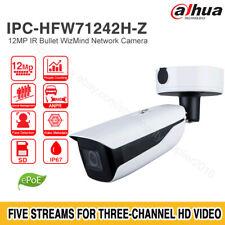 Dahua 12MP Ai звуковой сигнал 2.7 ~ 12 Zoom IP anpr ИК пуля камера IPC-HFW71242H-Z
