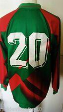 Irish League Club (Match Worn 20) L/S Official Jako Football Shirt (Adult Large)