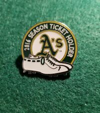 Oakland Athletics A's 2016 Season Ticket Holder Pin