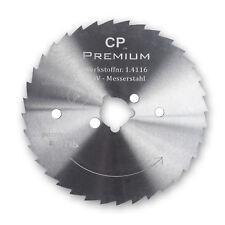 Kreismesser  Potis Gezahnt Dönermesser Rundesmesser Döner CP 80mm Gezahnt