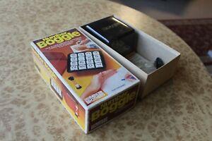Parker Brothers NUMBER BOGGLE ~ 1970s Vintage Toltoys Arithmetic Game COMPLETE