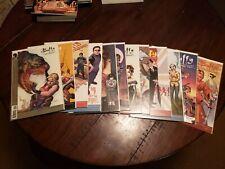 Huge lot of Buffy the Vampire Slayer comics (season 8 + more!)