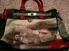 Elvis Presley handbag Burning love BNIPfaux leather !!!
