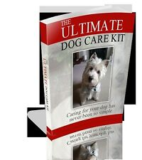 How To Take Proper Simple Care Of Your Pet Dog For A Long & Happy Life (CD-ROM)