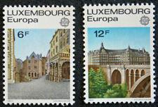 Timbres du Luxembourg en série
