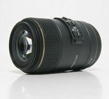 Sigma 105 mm F2,8 EX Makro DG OS HSM-Objektiv für Canon - Schwarz (258954)