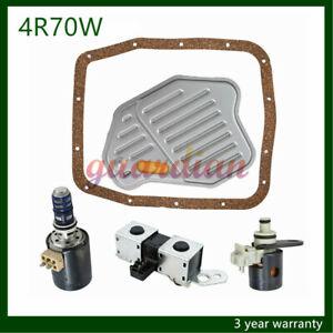 4R70W Transmission Solenoid Package Shift TCC Lock-Up EPC Kit Set 1998-2004