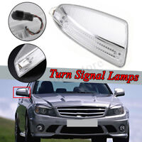 For Mercedes Benz W204 C-Class RH Right Mirror Indicator Lamp Light A2048200821