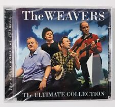 The Weavers Ultimate Collection Cd