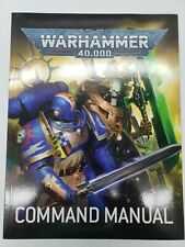 Warhammer 40000 Command Manual Rules Booklet, 40k