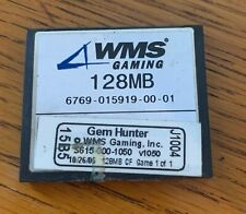 WMS Gem Hunter Game Card #50