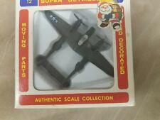 Bachmann mini plane P-38 Lightning #12 in original box.