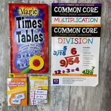 Mathematics Educational Books Bundle Multiplication and Division Material