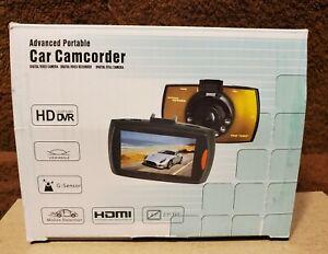Advanced PORTABLE Car CAMCORDER - 1080P - Car/Dash Cam - NEW