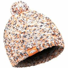 Denver Broncos Chunky Knit Light Up Logo Beanie Winter Hat Toque Pom Women's