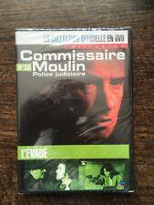 COMMISSAIRE MOULIN .. DVD N°38 .. YVES RENIER, FRANCOIS DE ROUBAIX