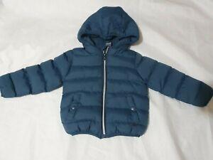 12-18 Months Boys padded coat opaline (5)