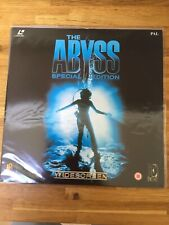 THE ABYSS - Laserdisc - Special Edition Widescreen