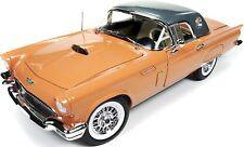 1957 Ford Thunderbird Coral 1:18 Autoworld 1106 ver.2