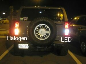 2006-2010 Hummer H3T, H3 LED Reverse Light Bulb Kit