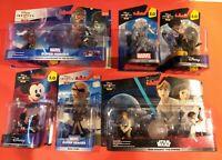 Disney Infinity 3.0 / 2.0 Characters set 10 personaggi - NUOVI