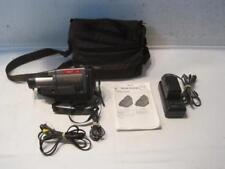 Hitachi DSP 8mm Video Camera / Recorder bundle - Model: VM-E55A  *PARTS*    FS